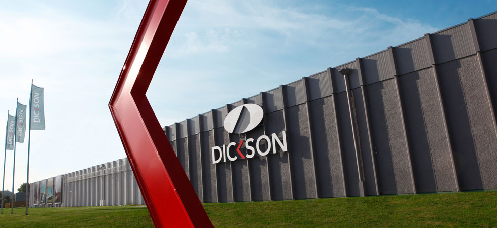 Dickson Constant - Site de production Wasquehal - France